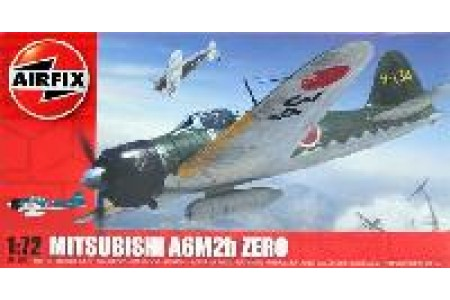 1/72 Mitsubishi A6M2b Zero