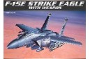 1/48 F-15E Strike eagle w/ weapon
