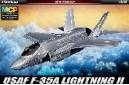 1/72 F-35A Lightning II w/ weapon (MCP)