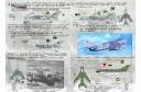 1/72 MiG-19 Farmer International decal