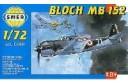 1/72 Bloch MB-152