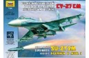 1/72 Su-27SM w/ 2 pilots and ladder + VN decal