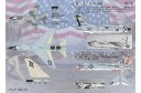 1/72 Vought F-8 Crusader decal