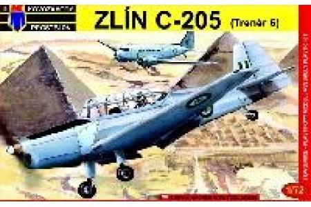 1/72 Zlin Trener 6 (C-205)
