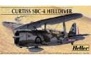 1/72 SBC-4 Helldiver French Navy