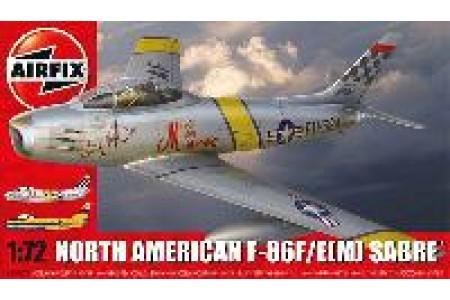 1/72 North American F-86F Sabre