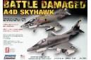 1/72 A-4D Skyhawk Battle Damaged