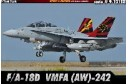 1/32 F/A-18D Hornet two seater