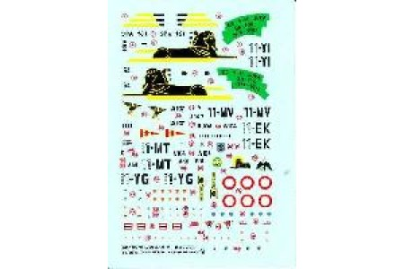1/72 Sepecat Jaguar A P. 1 decal