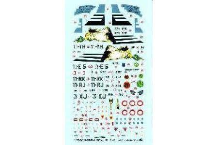 1/72 Sepecat Jaguar A P. 2 decal
