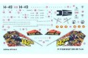1/72 Mirage F-1M Tiger Meet 2006 decal