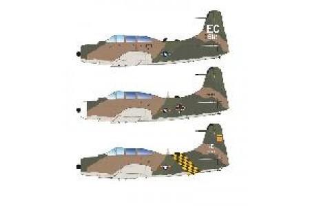 1/48 VNAF A-1E SKYRAIDER DECAL