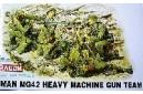 1/35 German MG-42 Team