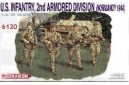 1/35 US 2nd armored division