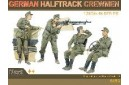 1/35 German Halftrack Crewmen