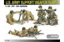 1/35 US Army Support weapon team