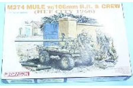 1/35 M-274 Mule w/ crew