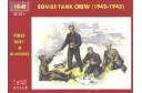 1/35 Soviet Tank Crew 1943-1945