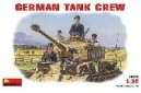 1/35 German Tank Crew