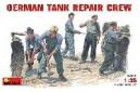 1/35 German Tank Repairing Crew
