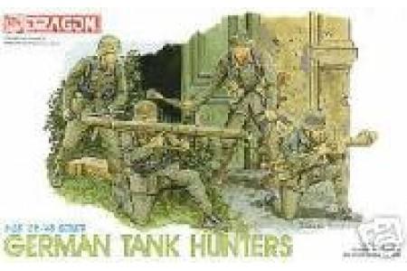 1/35 German Tank Hunters