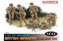 1/35 British infantry Normandy 1944