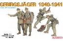 1/35 Gebirgsjager 1940-1941