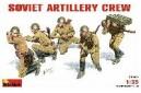 1/35 Soviet Artillery Crew