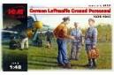 1/48 Luftwaffe Ground Personnel