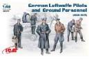 1/48 Luftwaffe Pilots & Presonnel