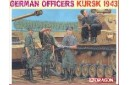1/35 German officers Kursk 1943