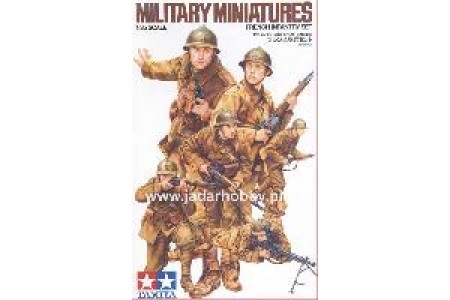 1/35 French Infantry WWII