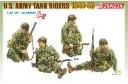 1/35 US army tank riders