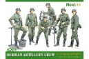 1/35 German Artillery Crew