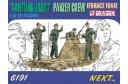 1/35 Achtung Jabo panzer crew