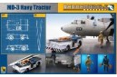 1/48 MD-3 Navy tractor w/ crew