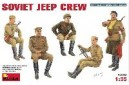 1/35 Soviet Jeep crew