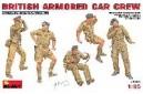 1/35 British armored car crew