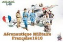 1/48 French Fighter crew (aeronautique)