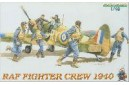 1/48 RAF fighter crew 1940