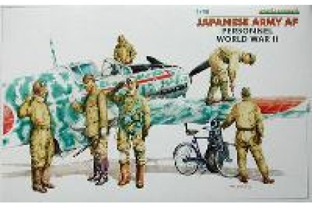 1/48 Japanese Army AF personnel