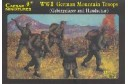 1/72 WWII German mountain troops