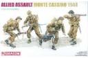 1/35 Allied assault Monte cassino
