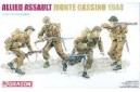 1/35 Allied assault Monte cassino
