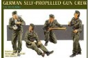 1/35 German self-propelled gun crew