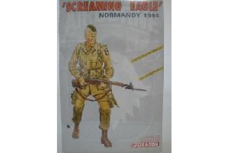 1/16 US 101st airborne Screaming eagle