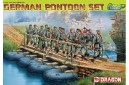 1/35 German pontoon set Premium edition