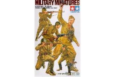 1/35 Russian assault infantry WW2