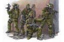1/35 Modern German KSK Commandos