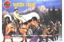 1/72 Western wagon train